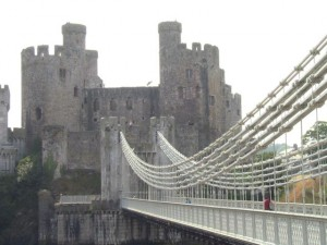 Conwy Suspension Bridge