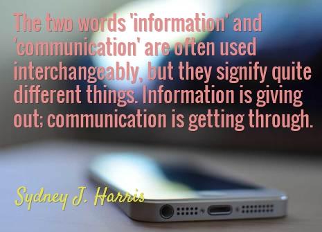 Sydney Harris quote