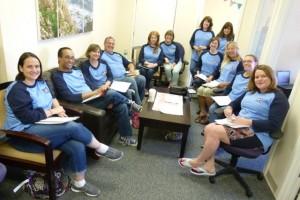 staff meeting 2014