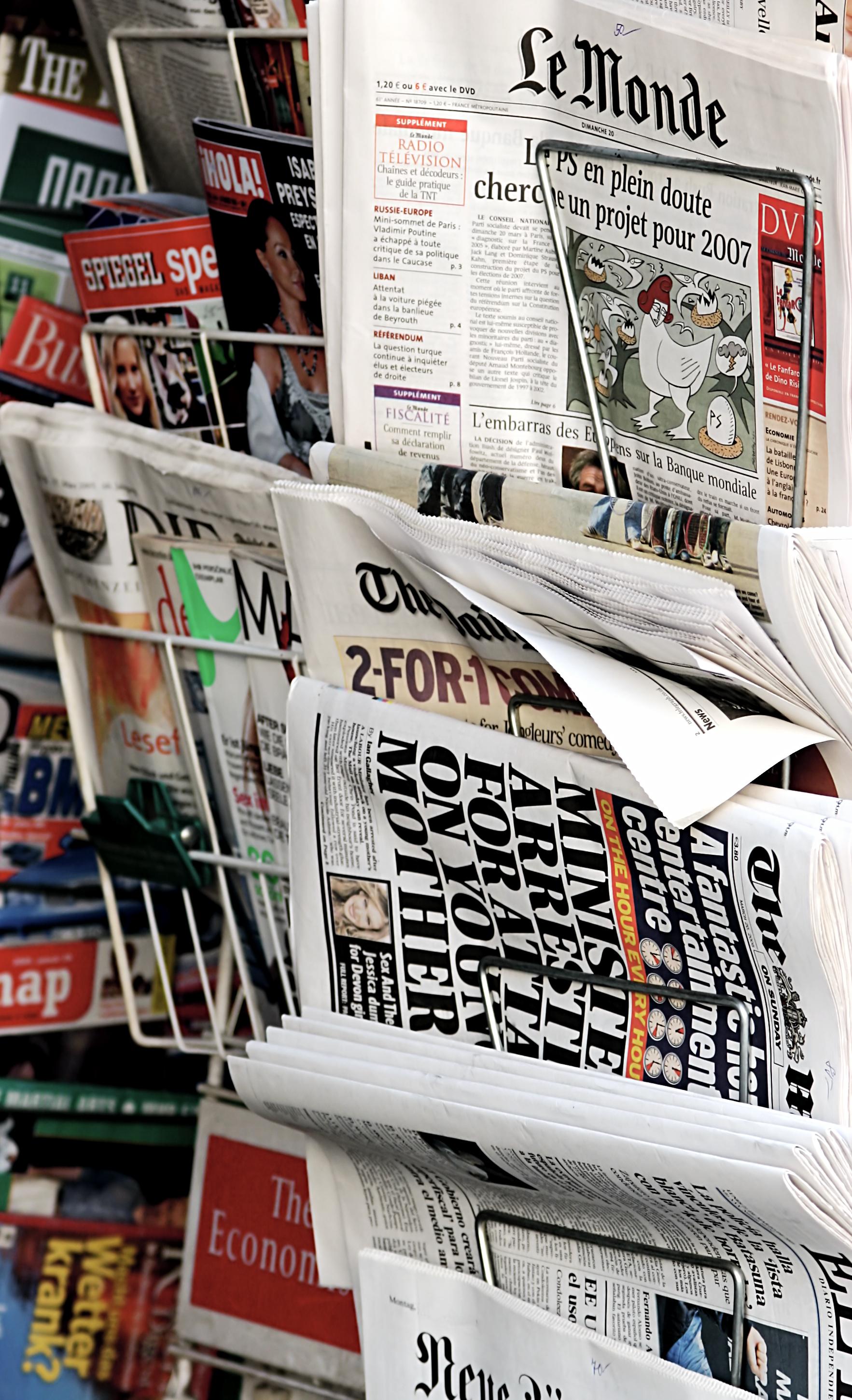 foreign biz press