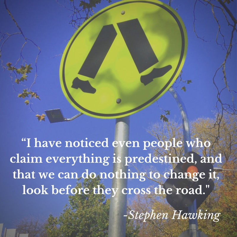 Stephen Hawking quote