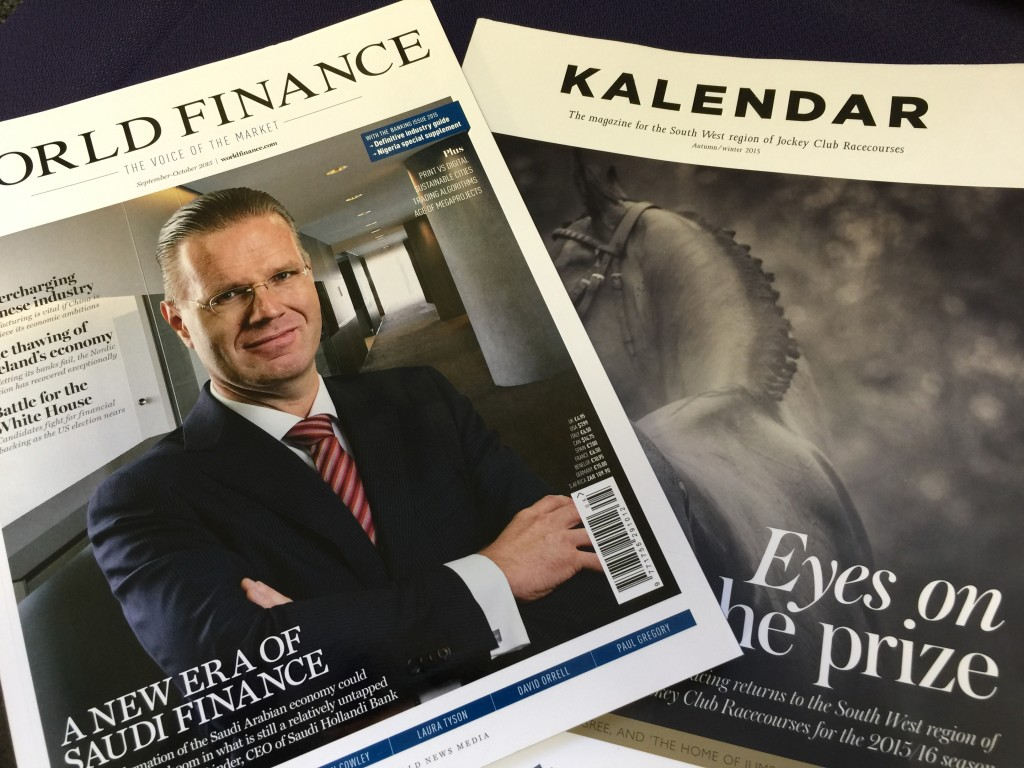 World Finance Kalendar