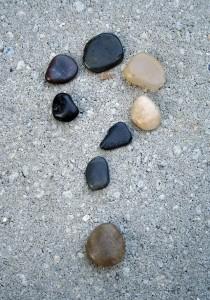 River rocks question